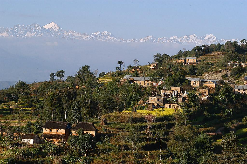 Kathmandu Valley Fastpack