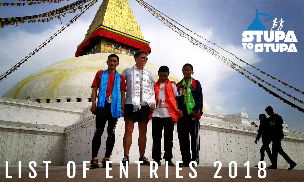 Stupa to Stupa