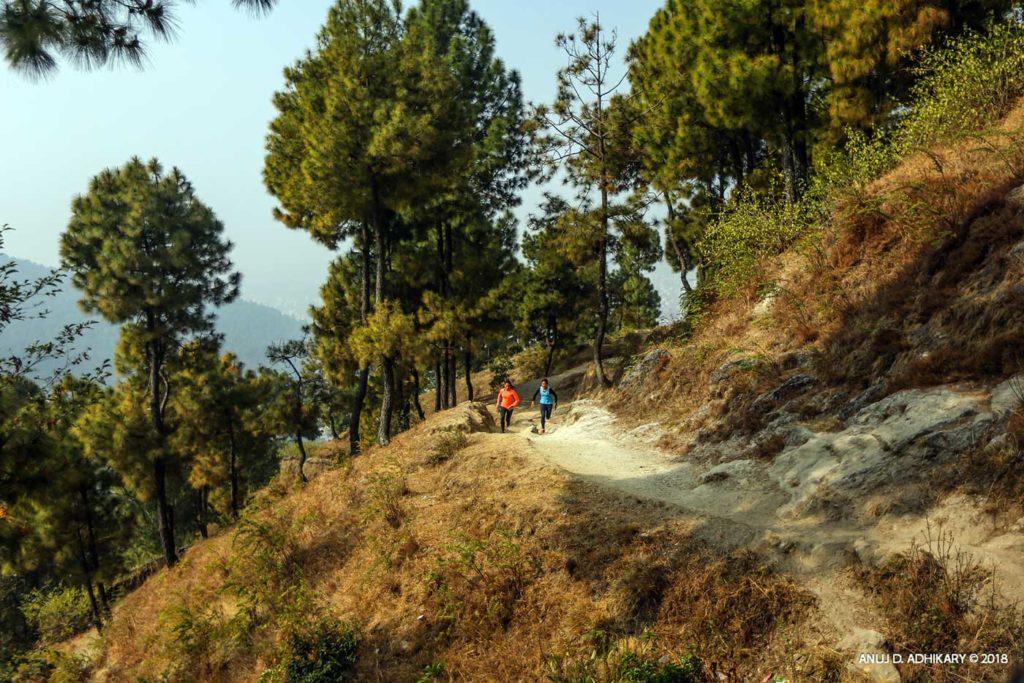 kathmandu trail running